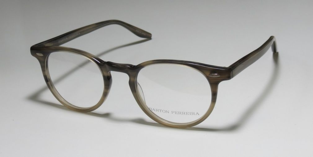 Barton Perreira BANKS - grey half tone / clear | New Specs to ...