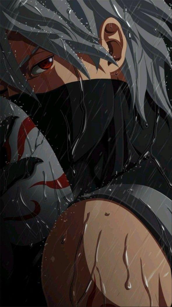 kakashi 🖤🤍