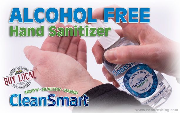 Hand Sanitizer That Is Safe Enough For My Family Hand Sanitizer