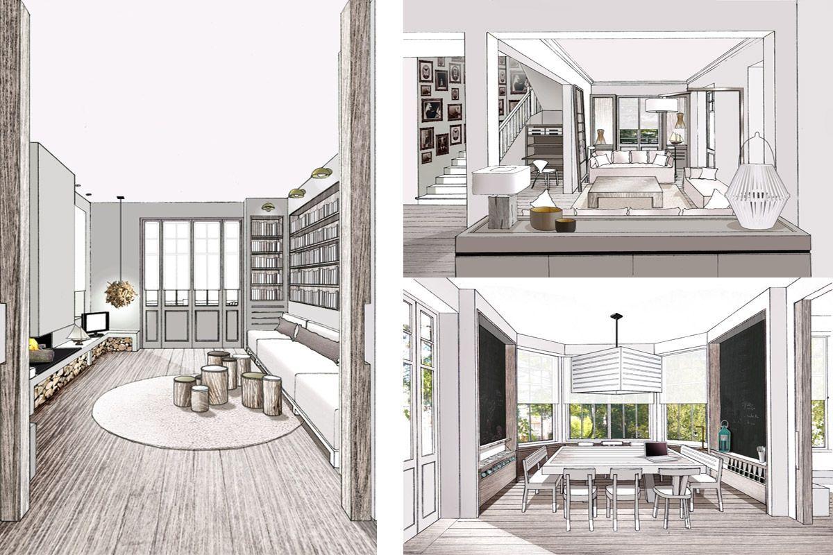La Baule Maisons De Vacances Projets Maison De Vacances Maison Decoration Interieur Maison