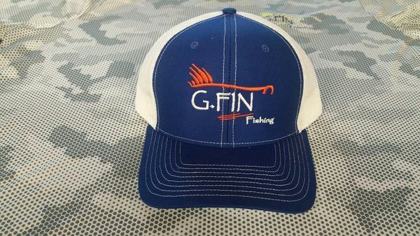 G.Fin Snap-Back Hat