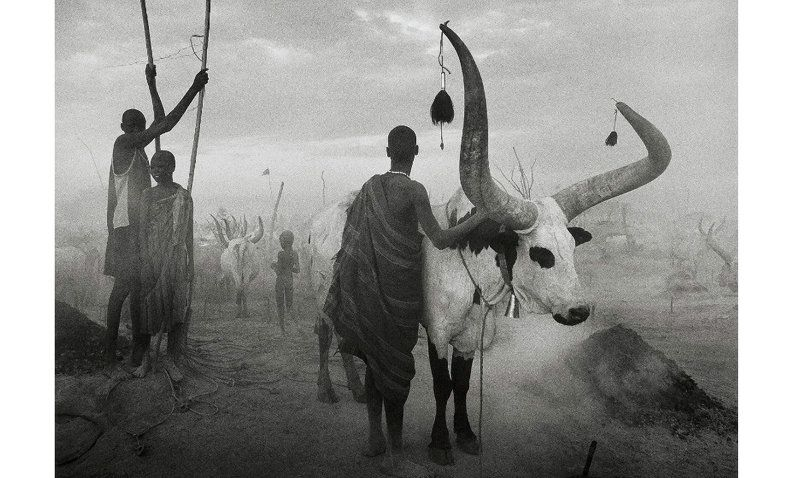 Sebastiao Salgado. Sud Sudan, 2006