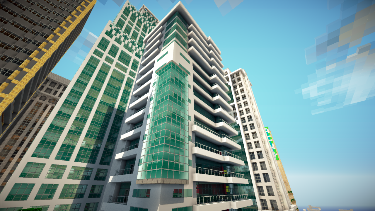 Modern Minecraft Apartments Modern Minecraft Pinterest