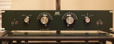 Altec 9067B Passive Filters (Langevin 259 255, Pultec HLF