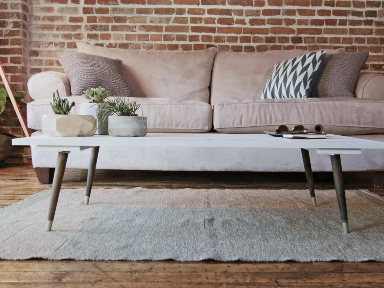 How To Make A Midcentury Modern Coffee Table Mid Century Modern Coffee Table Coffee Table Mid Century Coffee Table
