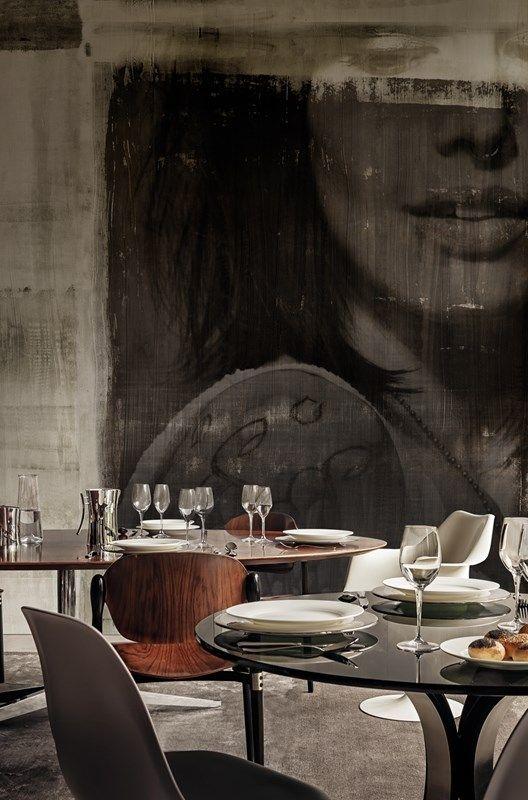 carta da parati walldec collezione 2015 sofia - Contemporary Restaurant 2015