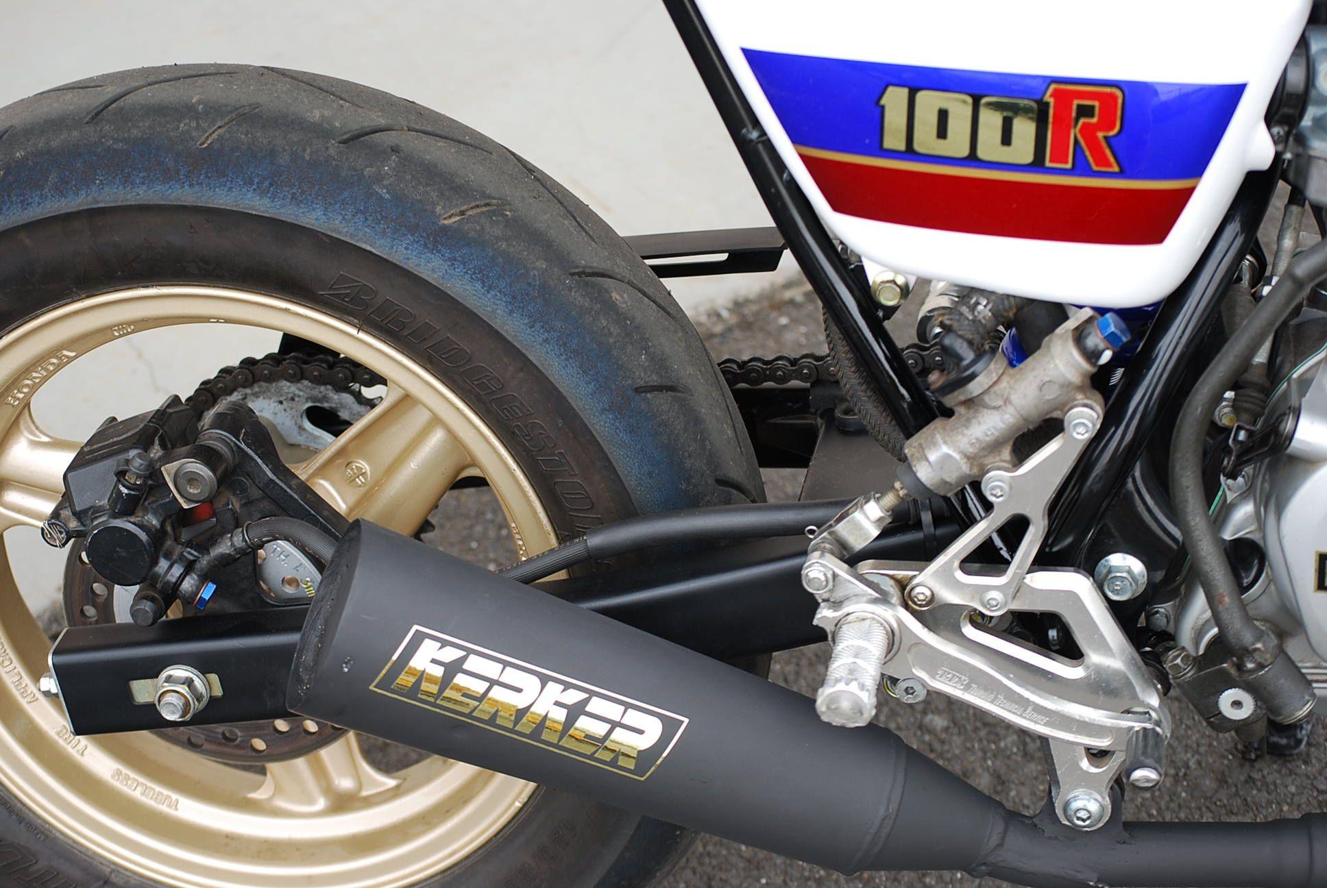 Honda ape kawasaki z 100r by rcr hang out bloghondahtml