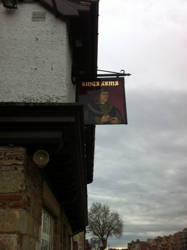 The Kings Arms, York
