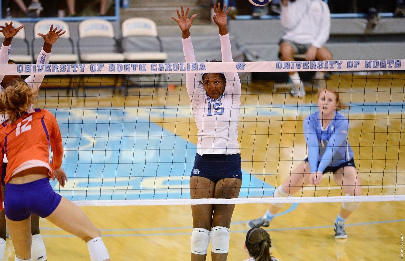2017 First Look Middles Volleyball News University Of North Carolina Athlete