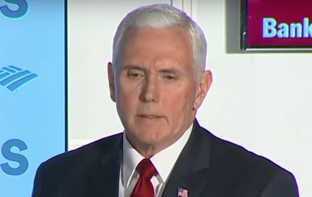 Mike Pence Displays A Classic Expression Of Regret With The Left Corner Of His Mouth Simultaneously H Emotional Intelligence Nonverbal Communication Emotions