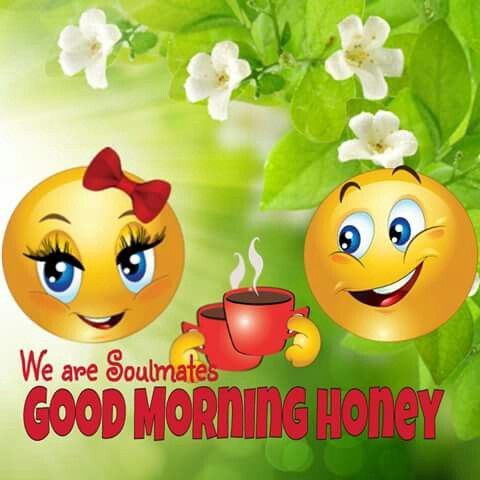 Morgen smileys guten Smiley guten