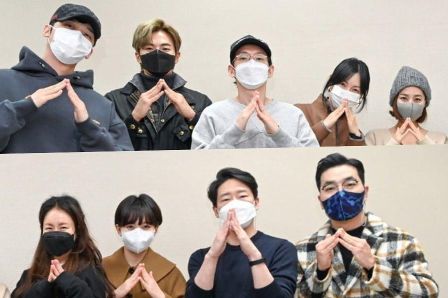 "Watch: Eugene, Kim So Yeon, Uhm Ki Joon, And More Take Part In ""The Penthouse"" Season 2 Script Reading"