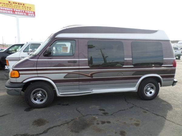 Dodge Conversion Van >> 2000 Dodge Ram Van Conversion Vans And Minivans Dodge