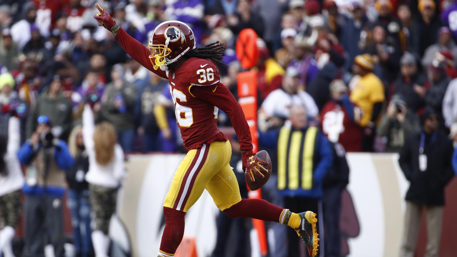 Washington Redskins on Yahoo! Sports - News, Scores ...
