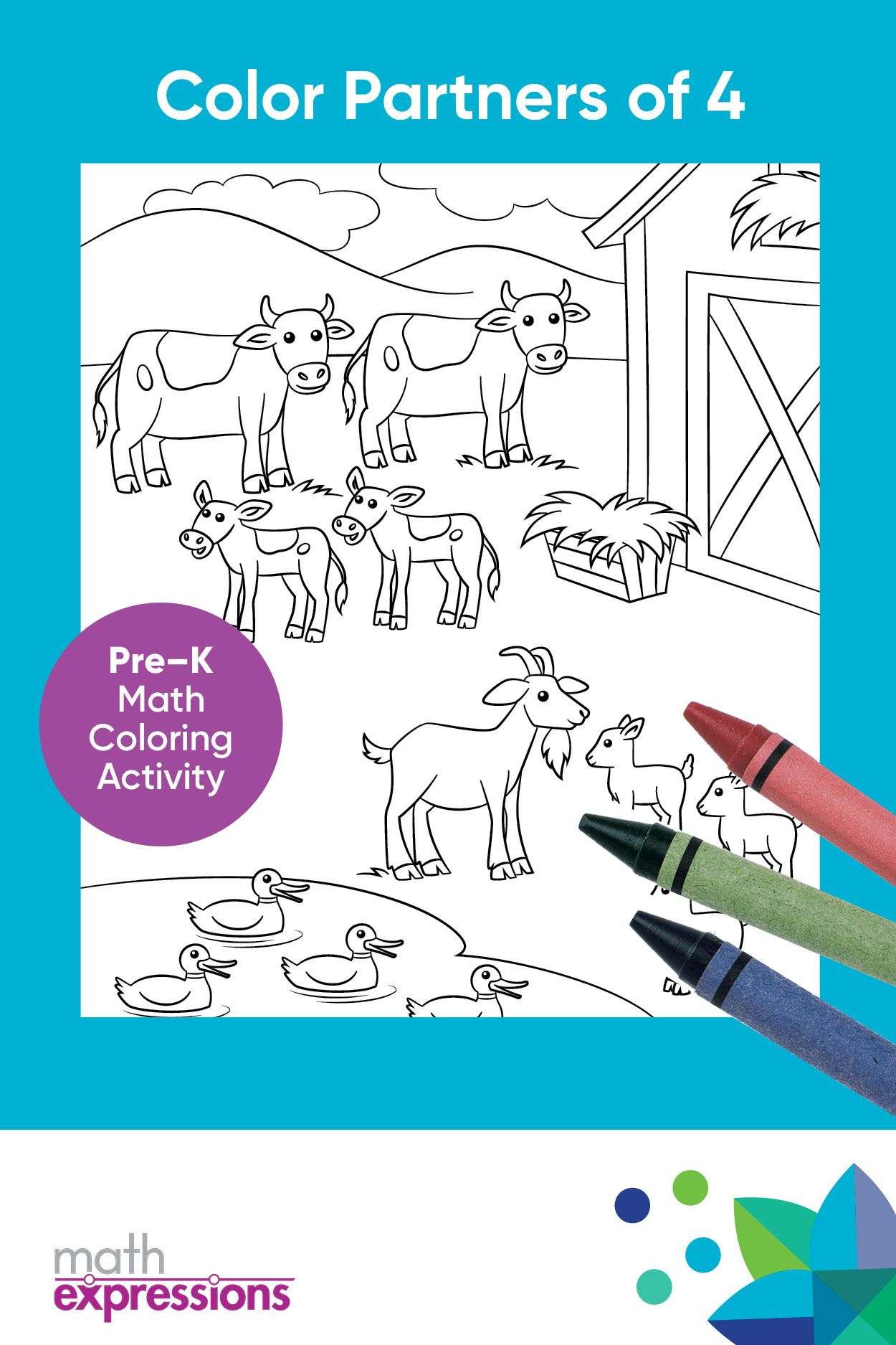 Use These Downloadable Math Activities For Prek Students