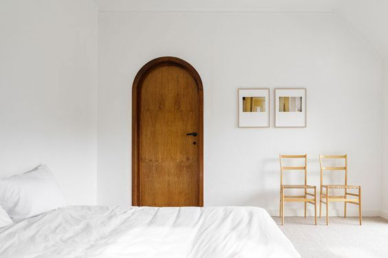 Rounded door home décor pinterest interieur thuis and zolder