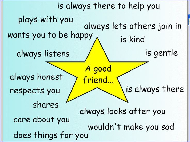 the qualities that your best friend A good friend there are many  if you are able to tell your friend things he should try to work on you are clearly helping him, making yourself a better person and.