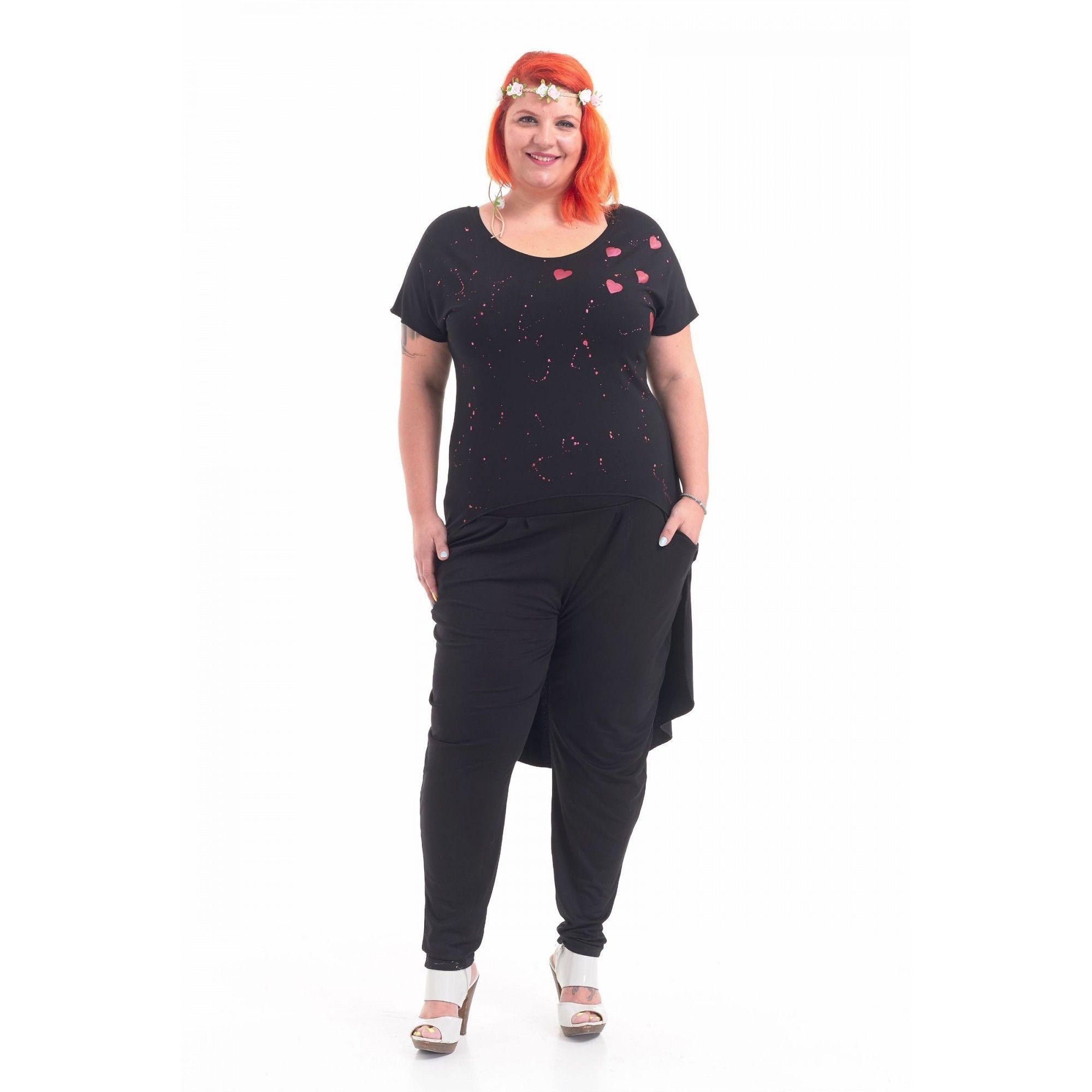 48fb50ed3604 Μπλούζα-φόρεμα