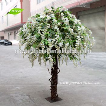 Gnw bls053 1 new artificial silk wisteria blossom treecream flowers gnw bls053 1 new artificial silk wisteria blossom treecream flowers buy artificial wisteria treeartificial flowering treeslik wisteria tree product on mightylinksfo