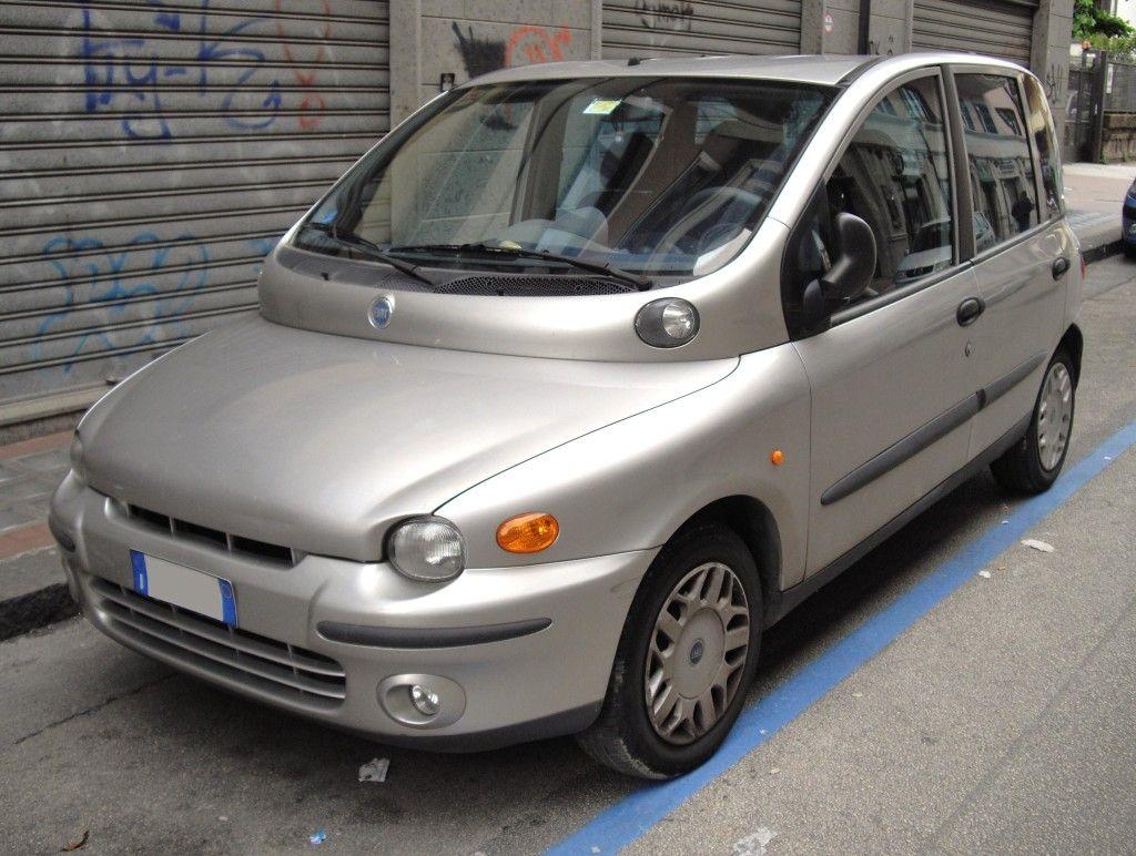 Fiat multipla car