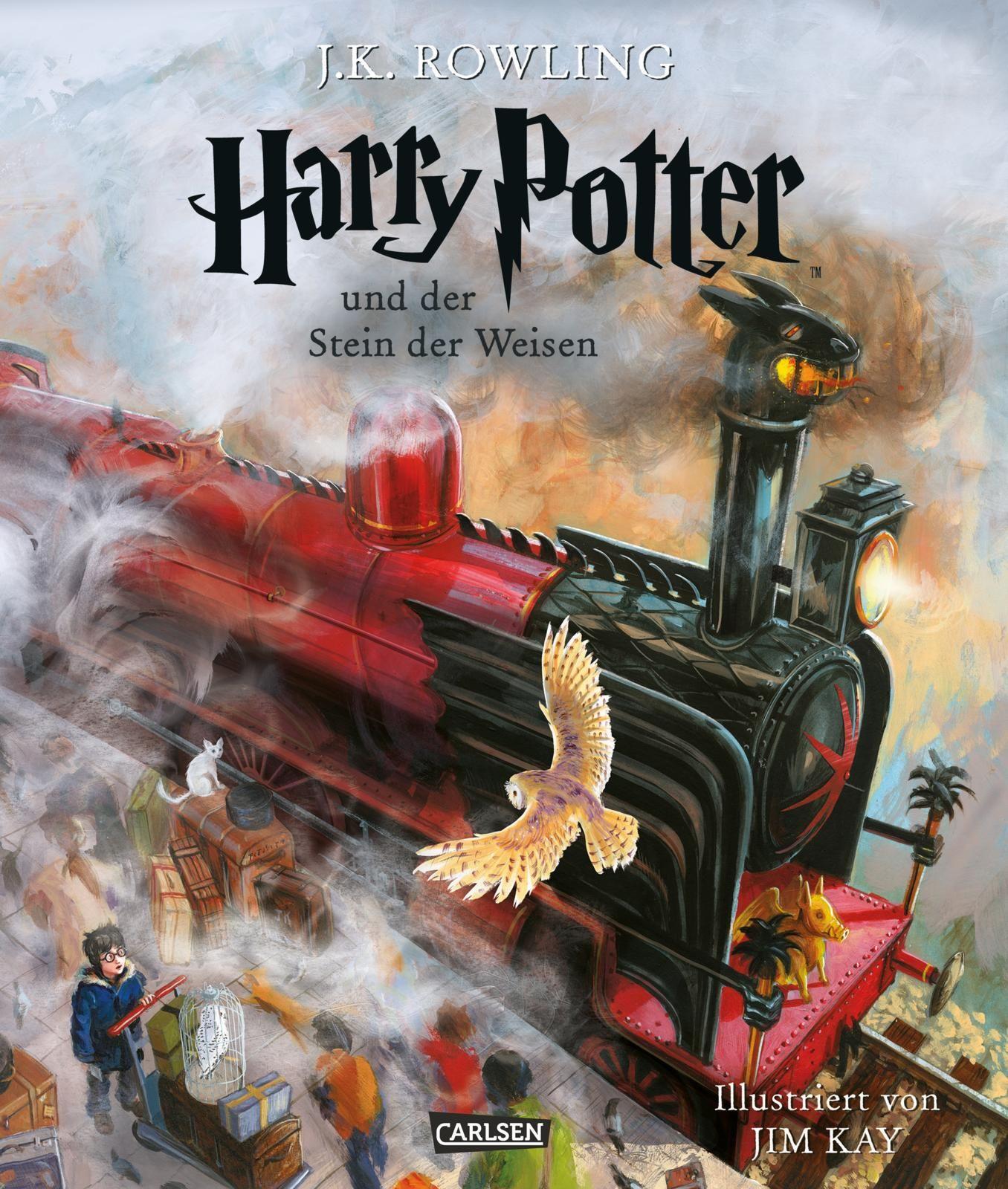 Joanne K Rowling Harry Potter Und Der Stein Der Weisen Band 1
