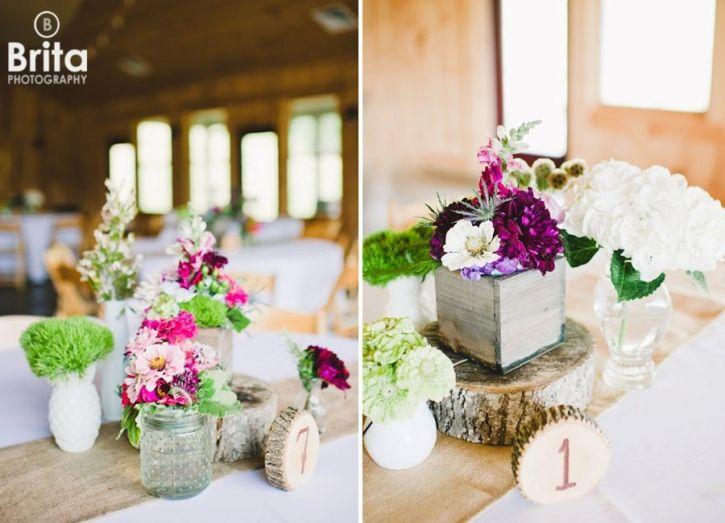 Claxton Farm Wedding in North Carolina - rustic, vintage, farm details