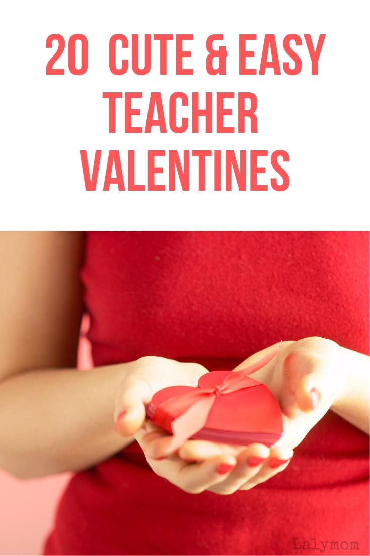 Easy Teacher Valentines Teacher Valentine Jolly Mom Teacher Printable