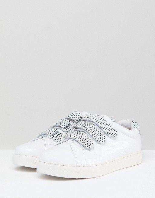 Suncoo Triple Velcro Mono Sneakers H81Tj