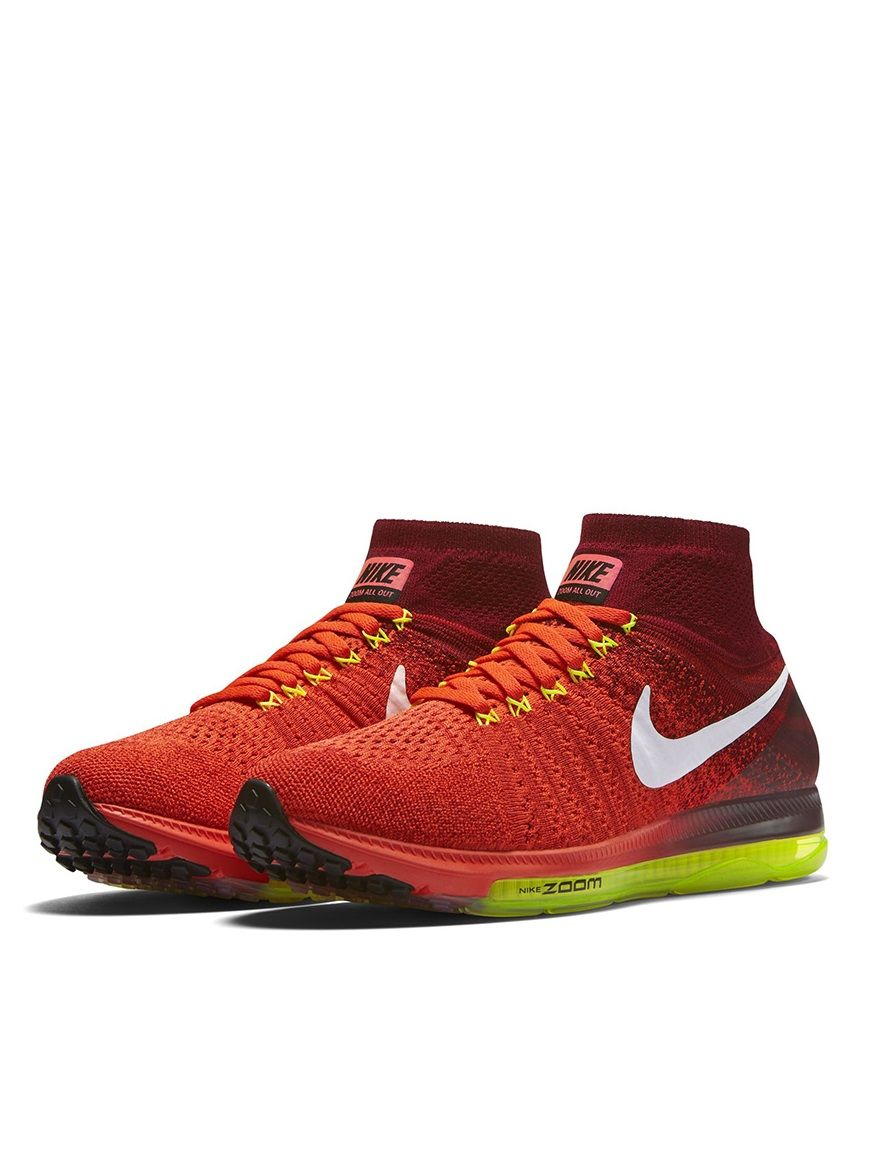 zapatillas de running elegir nike air zoom todas out flyknit