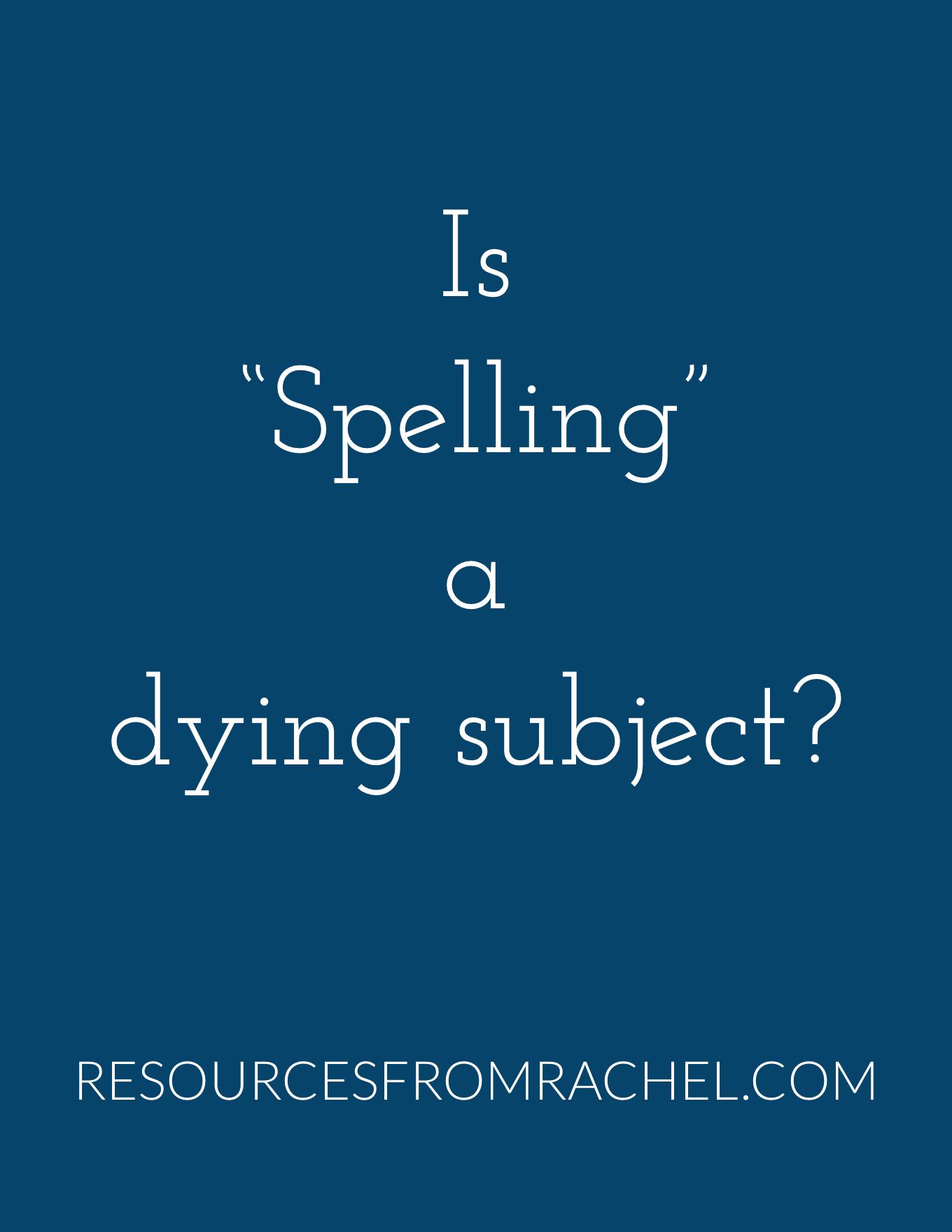 Spelling Words Worksheets