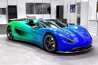 Ronn Motor Company Unveiled Hydrogen Scorpion Sportscar Lotustalk The Lotus Cars Community