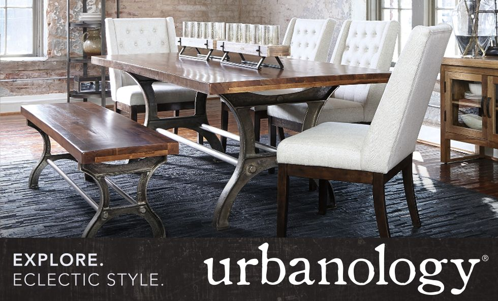 Urbanology Dining Room Table Dining Room Furniture Dining
