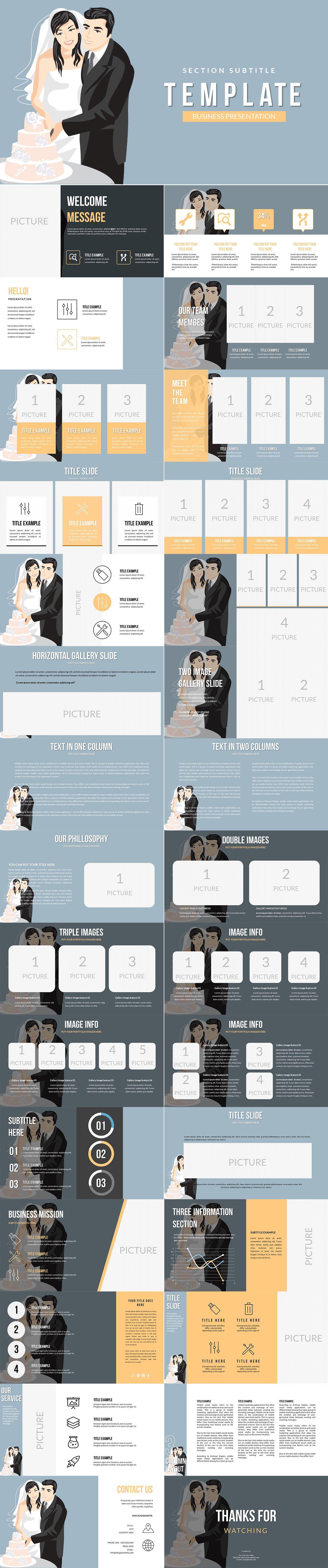 wedding anniversary powerpoint templates powerpoint templates