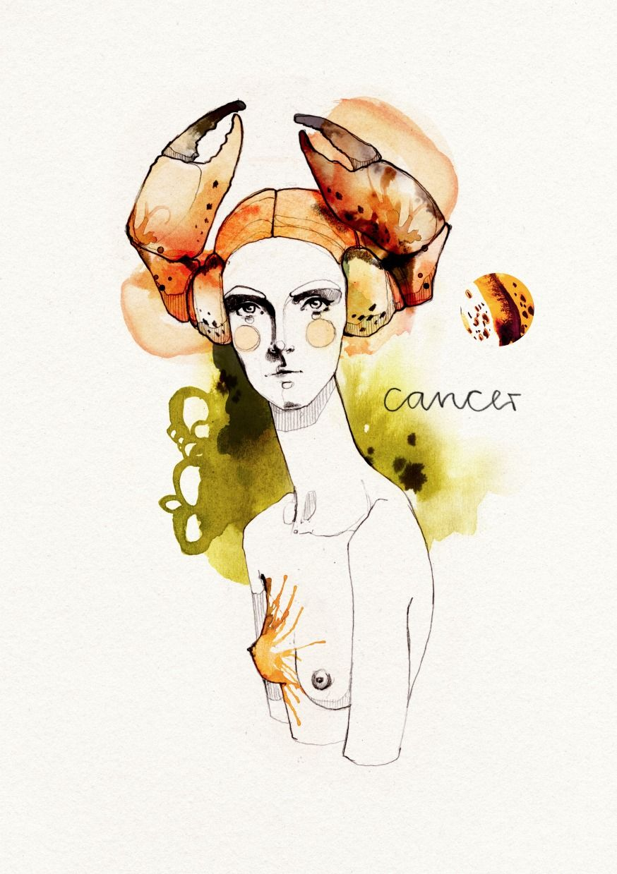 """Cancer"" Ekaterina Koroleva 2012"