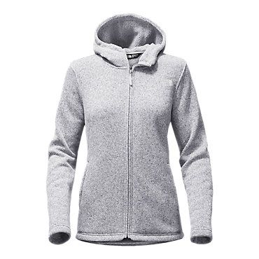 1a67b95e6 Women's crescent full zip hoodie | Products | North face women, Full ...