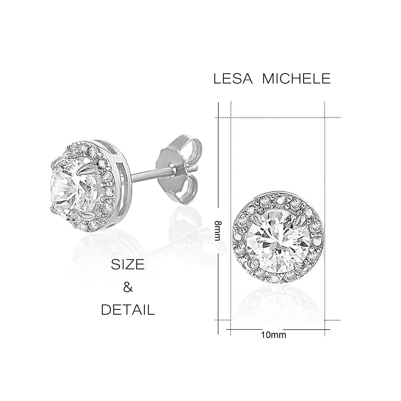 Lesa Michele 1 10 Cttw Genuine Diamond ILoveJewelry