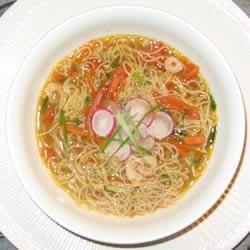 Prawn Noodle Soup @ allrecipes.com.au