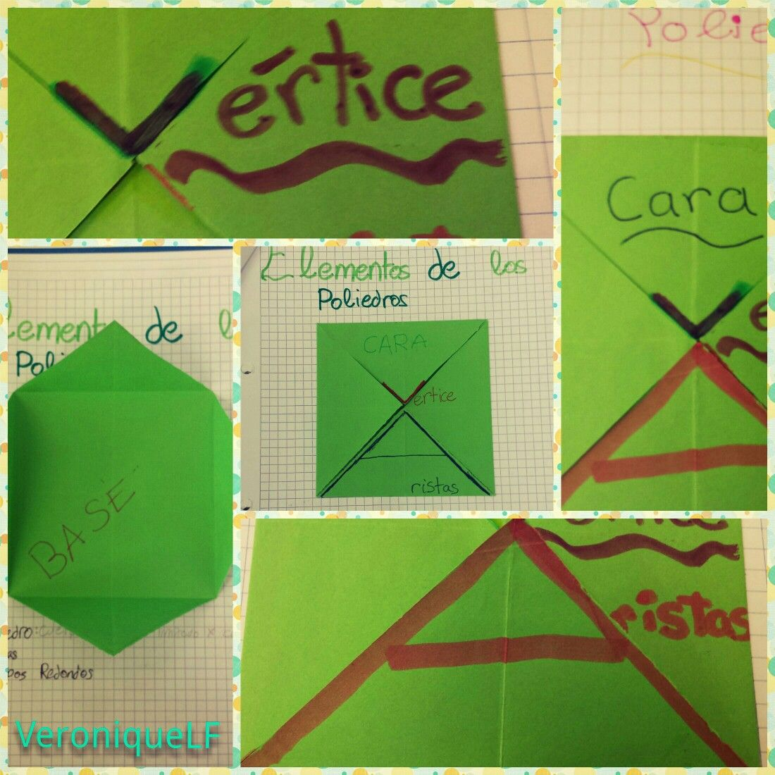 Maths Bits Geometry Lessons Interactive Notebook Made