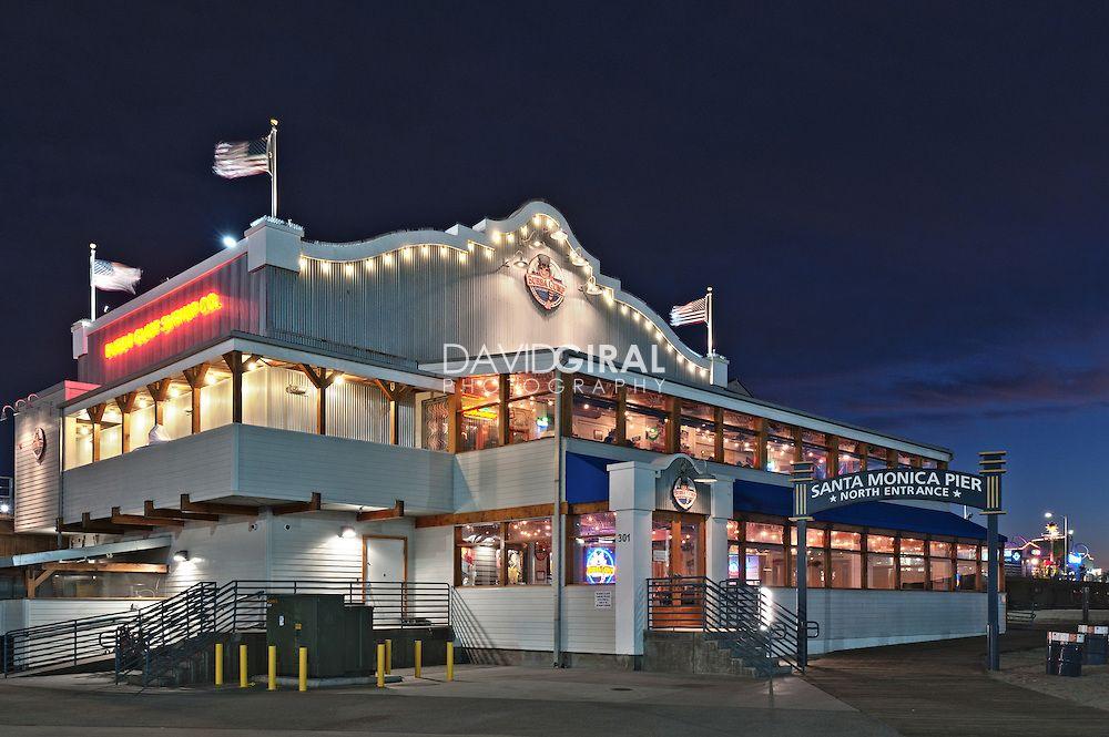 Santa Monica Pier Restaurants Nearby Best