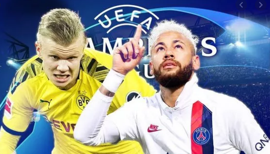 LIVE Football NOW! Borussia Dortmund vs PSG in 2020 Uefa