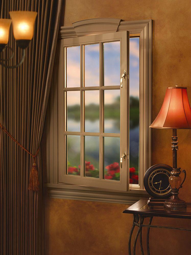 Inswing Casement Windows Marvin Windows Casement Windows Windows And Doors Casement