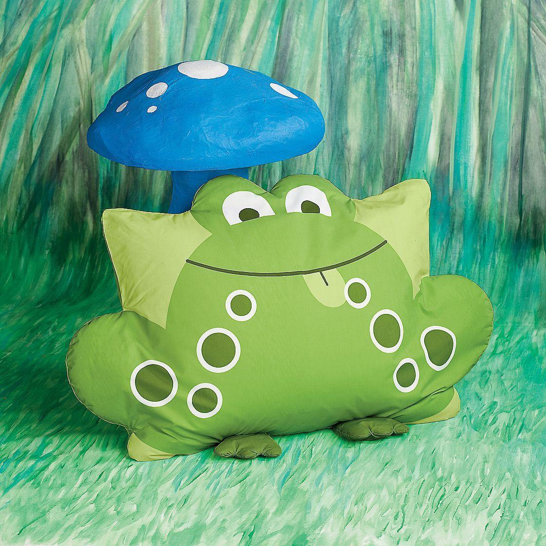Pillowcase friends frog company kids christmas
