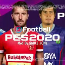 FTS 20 Mod APK PES 2020 Transfer Liga Indonesia Asia