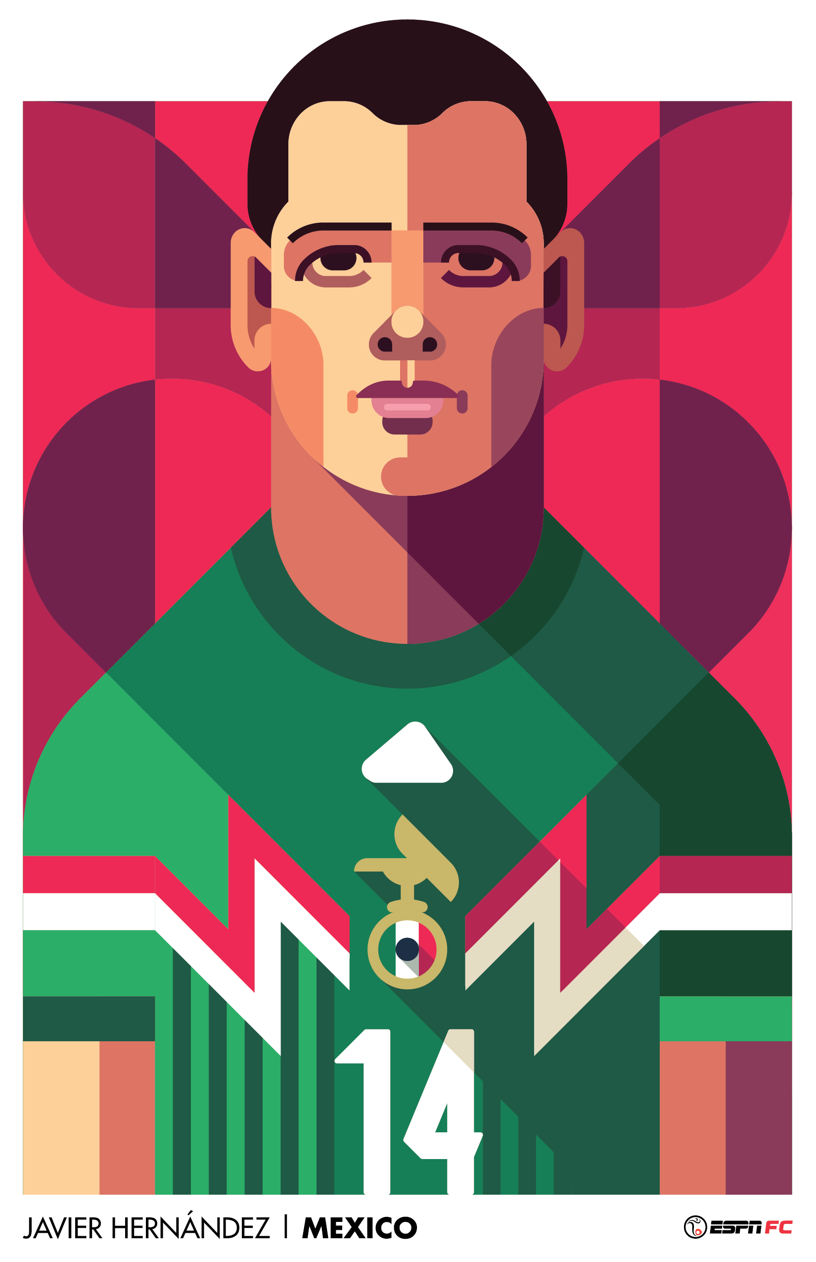 Javier Hernandez | Mexico for ESPN