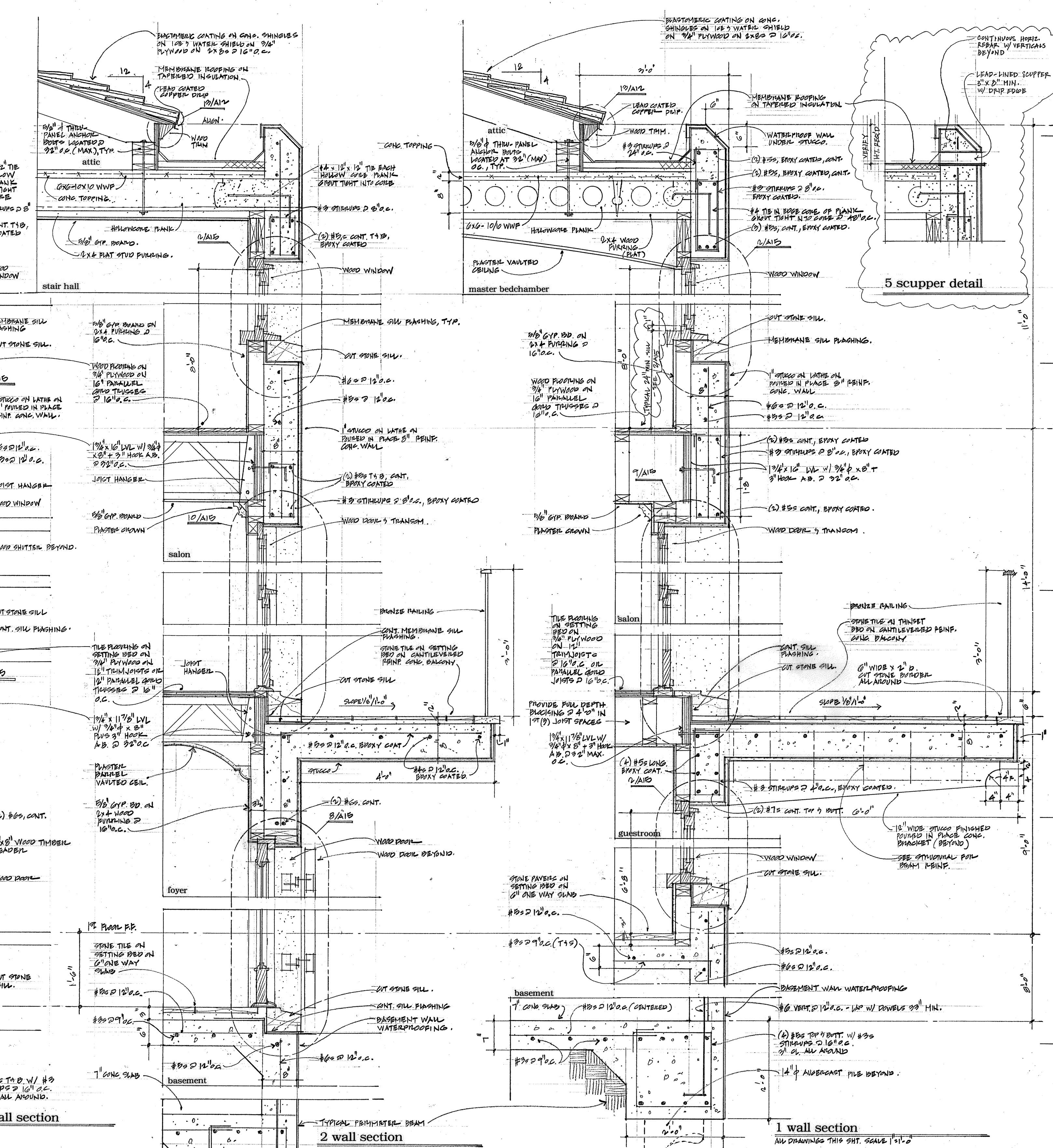 McAlpine Tankersley Architecture » Drawing