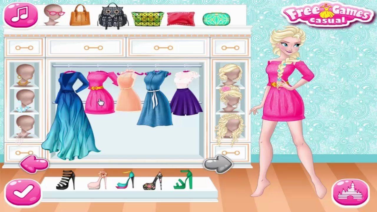 Dress up who frozen games - Frozen Dress Up Games Princess Autumn Trend And Barbie Autumn Fling