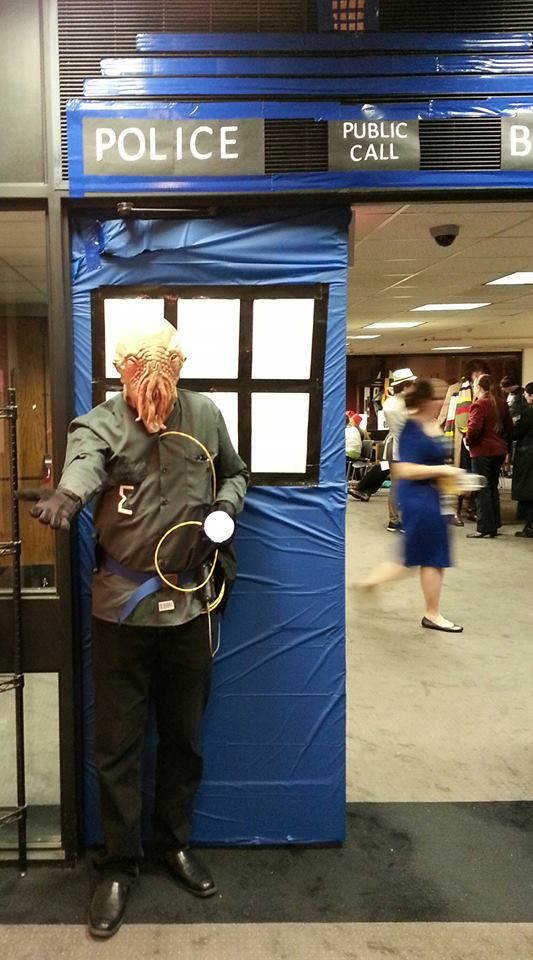 Doctor Who - Ood & Doctor Who - Ood   Costumes and Cosplay   Pinterest   Cosplay