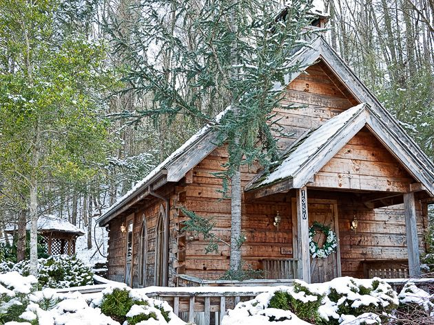 Gatlinburg Chapel Cabins Of The Smokey Hidden Valley RoadGatlinburg Tennessee USA