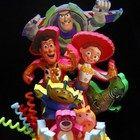 TOY STORY 3 Buzz, Woody, Jessie and Friends Cake topper/ Centerpiece