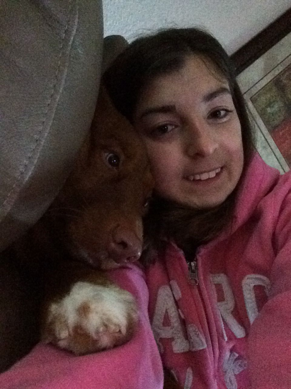 Me and my dog max